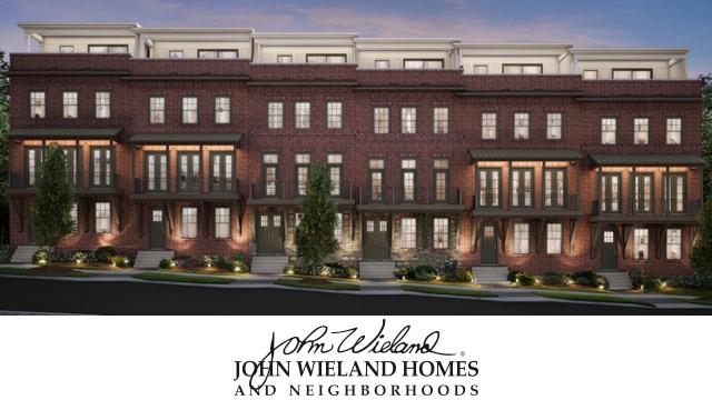 John Wieland Homes Mail: The Square At Glen Iris Of Atlanta