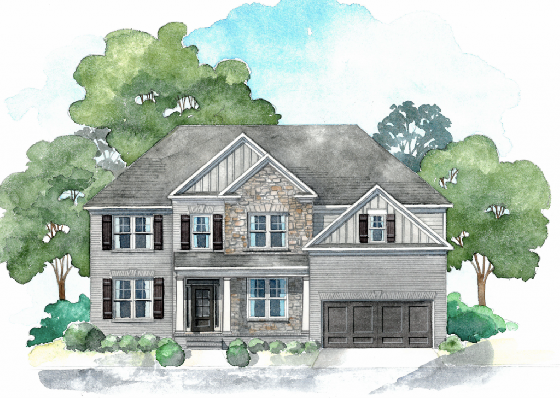 New Homes in Gwinnett County with Edward Andrews