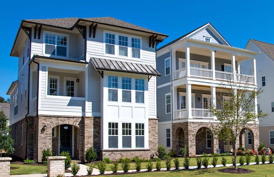 New Homes in Peachtree City, Georgia at Everton at Wilksmoor built by John Wieland Homes and Neighborhoods