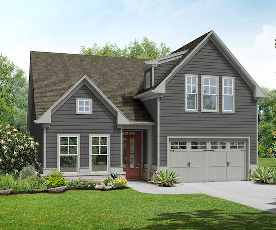 New Homes in Woodstock, GA built by Heatherland Homes