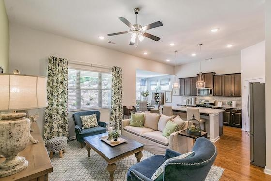New Homes in Snellville, GA at Saddlebrook built by Century Communities