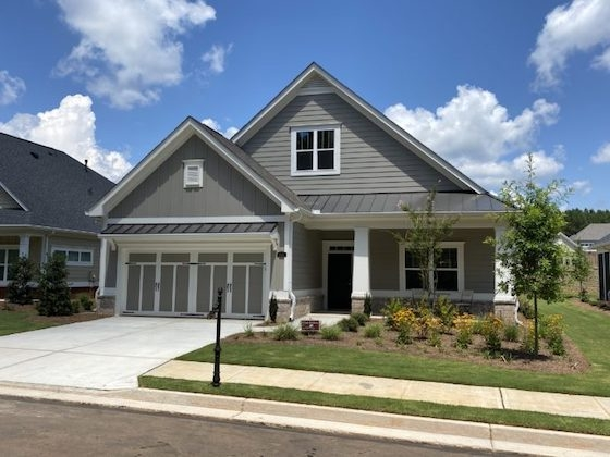 Active Adult New Homes Community in Forsyth County, Georgia built by The Orchards Group in Central Park