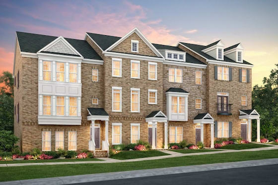New Townhomes and Single-Family Homes in Decatur built by Pulte Homes in Parkside at Mason Mill!